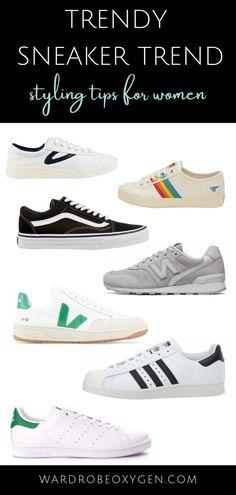 official photos 6c30d b545a Trendy Sneakers for Grown Women   Wardrobe Oxygen
