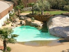 1000 images about piscinas de arena on pinterest natural pools and sons - Piscinas de arena com ...