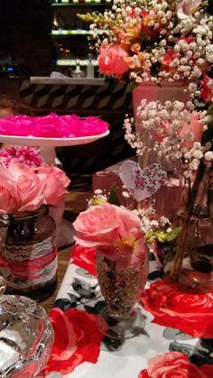 Aniversário rosa