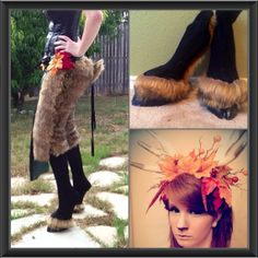 Full Faun Costume  Made to Order  by EnchantingMeadows on Etsy, $650.00