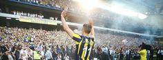 Robbie Van Persie at Fenerbahçe
