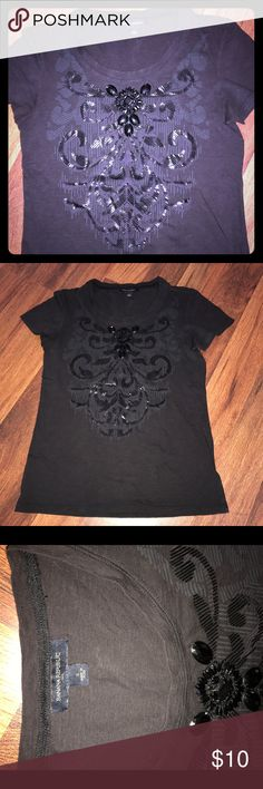 Banana Republic Fancy top Size Small In excellent condition! Banana Republic Tops Blouses