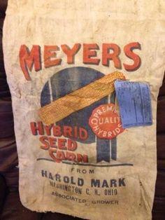 Meyers Hybrid Harold Mark Washington Court House, Ohio