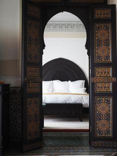 executive suite La Mamounia luxury hotel Marrakech Julien Marinetti