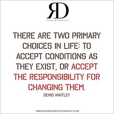 What did you choose? #rdpquotes