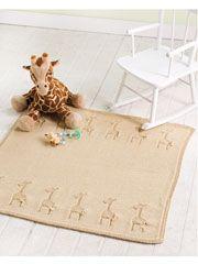 Giraffe Baby Blanket Knitting Pattern : 1000+ images about Baby blanket knit patterns on Pinterest Baby blanket kni...
