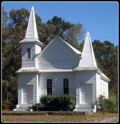 Old Country Church | Church in