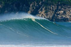 See the biggest swell of the year in Mexico