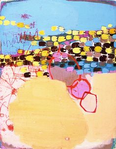 Tapas_detail Misato Suzuki - Beautiful Abstract Art