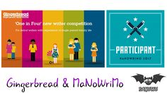 Gingerbread and NaNoWriMo – Batjutsu