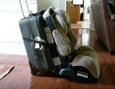AmazonSmile: Traveling Toddler Car Seat Travel Accessory: Baby