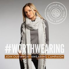 Indigenous Fair Trade clothes #fashiontakesaction