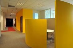 Work cocoon architectured by Cléram.   #style #design #bureau #architecture #aménagement #workspace #coolworking #interior #deco #Cléram #art #office #idea #cocoon #private #privée #privateworking #workprivately #espaceprivée