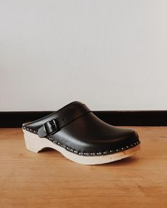 The same handcrafted clogs from over 100 years ago, Troentorp continues to aid…