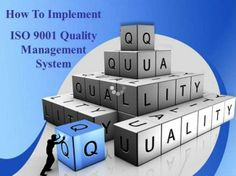 PowerPoint presentation slides to learn about ISO 9001 Quality management system (QMS). This presentation helps to understands requirements of QMS that meet's ISO 9001:2008 standard.