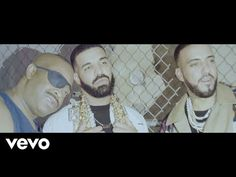Drake & French Montana - No Stylist (Video Music) French Montana, New Music, Good Music, Aubrey Gold, Drakes Songs, Latest Hits, Best Songs, My Favorite Music, Video Clip