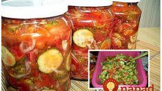 Výborný uhorkový šalát do pohárov: Ak máte na záhrade väčšie uhorky, toto určite skúste – perfektná príloha na každú príležitosť! Food And Drink, Ethnic Recipes