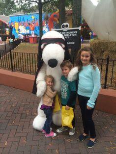 Snoopy Theme Park