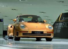 Cars of Futures Past – Porsche 959