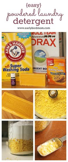This is the best homemade laundry detergent I've tried. Just pennies a load and it's all natural. Make your own laundry soap with this easy DIY recipe containing a few ingredients and lavender essential oil. Great for HE and regular machines
