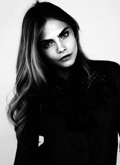 Cara Delevingne | Inspiration for Photography Midwest | photographymidwest.com |