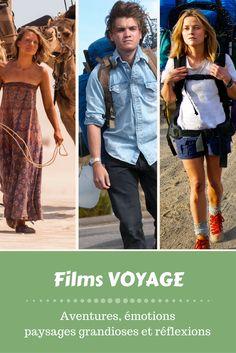 Voyage, inspiration, cinéma, un condensé de films voyage à regarder à défaut de vadrouiller autour du monde.
