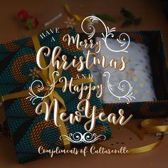 Merry Christmas Card - Odun