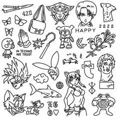 Tattoo Magazine в Instagram: «King of sketches @egosumluxmundi 👑 To publish your work, write to DM novyypartak@gmail.com #novyypartak» Hand Tattoos, Kritzelei Tattoo, Sharpie Tattoos, Doodle Tattoo, Finger Tattoos, Small Tattoos, Sleeve Tattoos, Flash Art Tattoos, Tattoo Flash Sheet