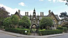 Gatehouse: Holly Village London