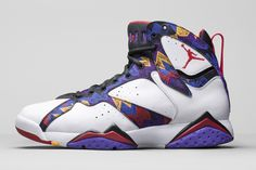 "Air Jordan 7 Retro ""Nothing But Net"" (Holiday 2015 Preview)"