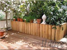 Rönk támfalelemek!, egyéb otthon, kert, építkezés - Startapro.hu