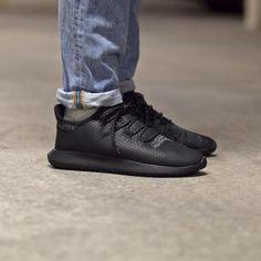 adidas Tubular Shadow Knit  Leather . Lancement 8.12 sur SNKRS.COM