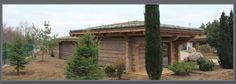 Les chalets de Maramour  à Chazey-sur-Ain dans la Plaine de l'Ain http://www.hotelmaramour.com/i