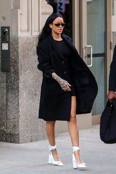 March 30: Rihanna out in NYC