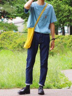 【instgram→@reposuke】 【Twitter→@reposuke_wear】 デニムに
