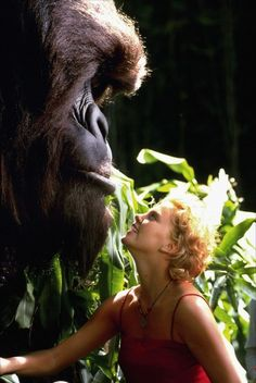 Mighty Joe Young <3 favorite movie as a kid....and still is.