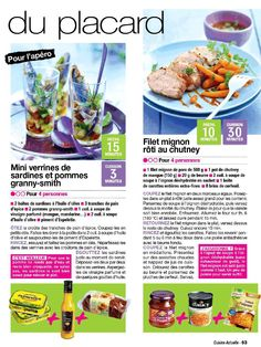 #ClippedOnIssuu from Cuisine actuelle n° 283 juillet 2014