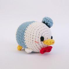 Tsum Tsum Amigurumi dolls by FireDragonWorkshop on Etsy ...