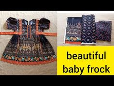 Baby Frocks Designs, Frock Design, Beautiful Babies, Stitching, Youtube, Costura, Stitch, Sew, Youtubers