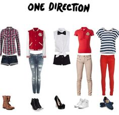One Direction-inspired outfits for girls i like zayns outfit more
