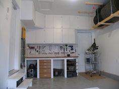 Best small-garage organization ever.  Photo Album - Imgur