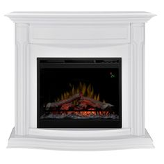 Napoleon Taylor Fireplace Package - Fireplaces at Hayneedle ...