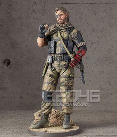 E2046.com - Venom Snake (Metal Gear Solid , FG9942)