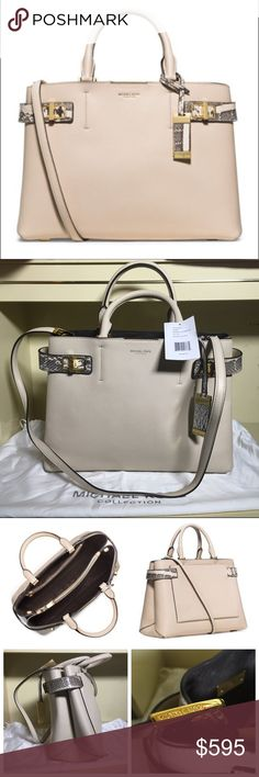 b0dbd1d7b61 Michael Kors COLLECTION Bette large satchel bag This really incredible bag  is from Michael Kors COLLECTION
