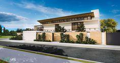 Casa M.Z. - Campo Grande, MS - MOB Arquitetos