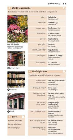 15 minute italian (dk eyewitness travel guides) by aberne