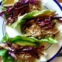 Crockpot Cuban Pork Lettuce Wraps on BigOven: Paleo Crockpot Cuban Pork Lettuce Wraps *** THESE ARE FANTASTIC!!!***