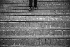 A cada dia, a cada passo, degrau por degrau.