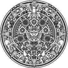 Aztec Tattoo 3