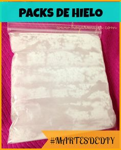 Como hacer Ice Packs multiusos